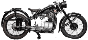 Matricula historia de moto clásica